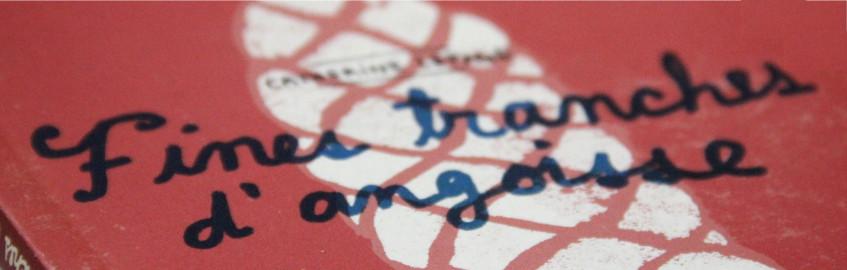 Les fines tranches d'angoisse de Catherine Lepage en bande dessinée