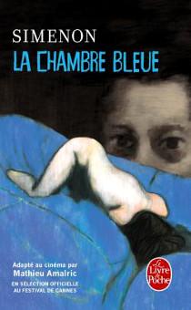 La chambre bleue : un livre de Georges Simenon