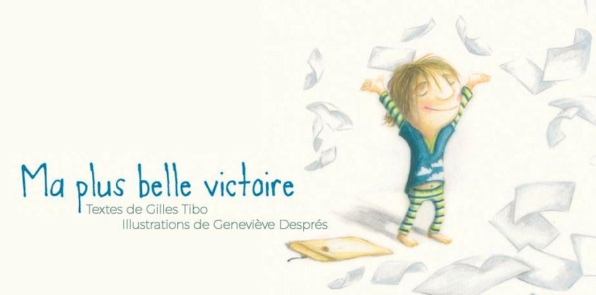 Un livre de Gilles Tibo et Geneviève Després