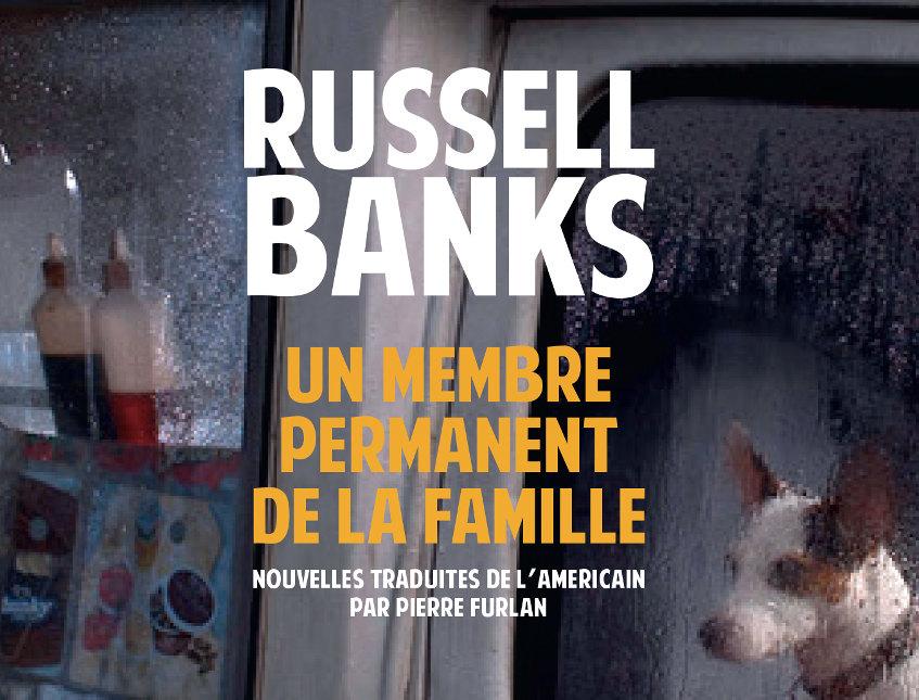 Le nouveau recueil de nouvelles de Russel Banks