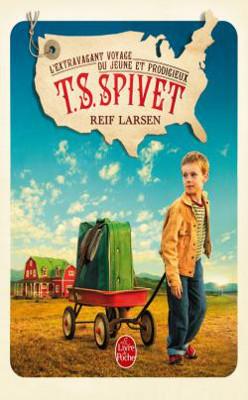 L'extravagant voyage du jeune et prodigieux T.S. Spivet en roman