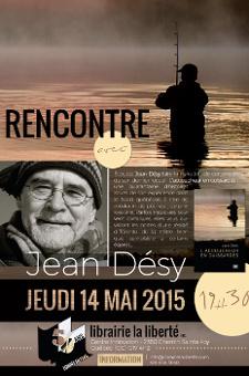 Venez à la rencontre de Jean Désy