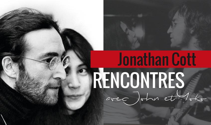 Le livre de Jonathan Cott sur John Lennon et Yoko Ono