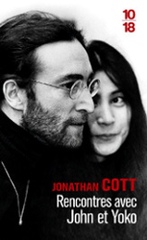 Rencontres avec John Lennon et Yoko Ono, de Jonathan Cott