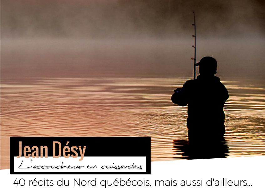 Les récits du Nord québécois de Jean Désy