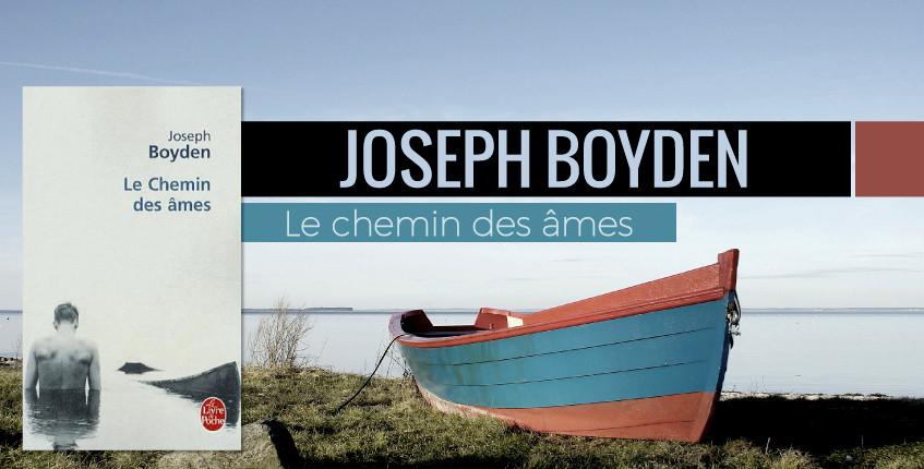 Le premier roman de Joseph Boyden est le Chemin des âmes