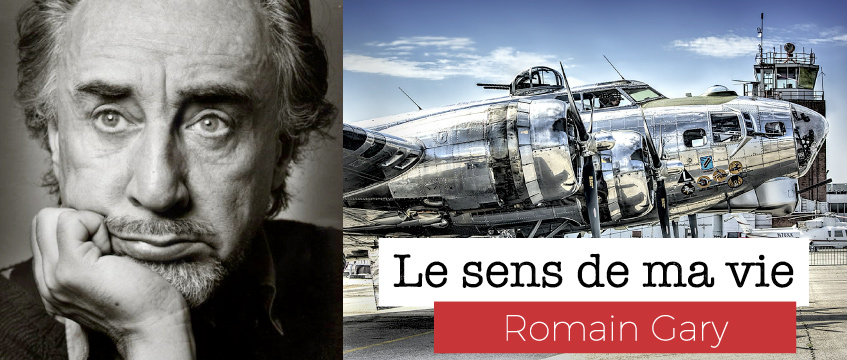 Les entretiens de Romain Gary et Radio Canada