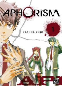 Karuna Kujo - Aphorism (couverture)
